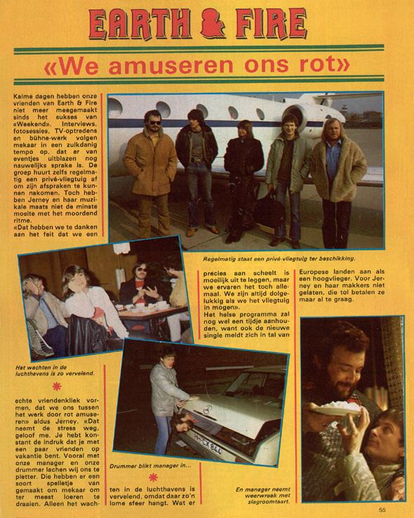 1980, Joepie reizen