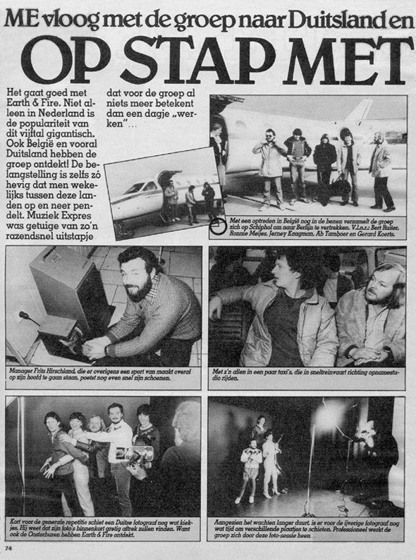 1980, Muziek Express Duistland cover mei 2