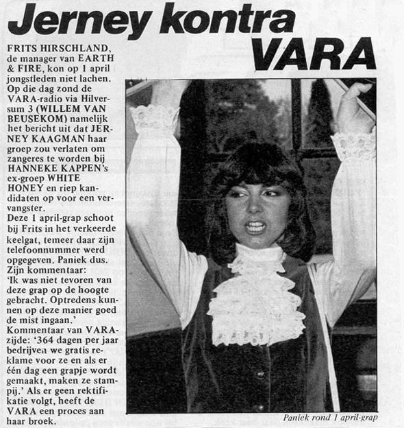 1980, Hitkrant april