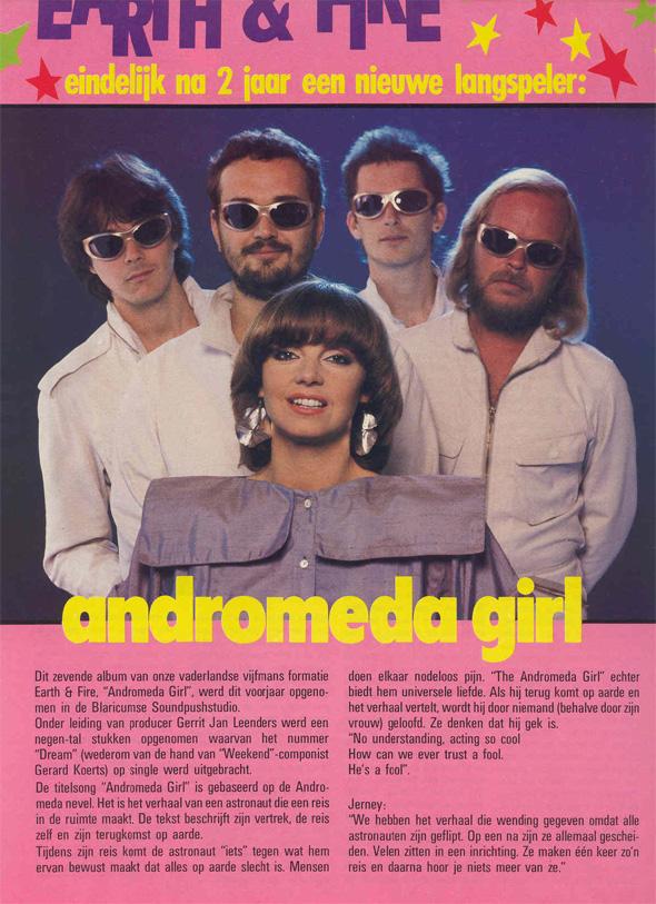 1981, Muziek Parade, 30 oktober