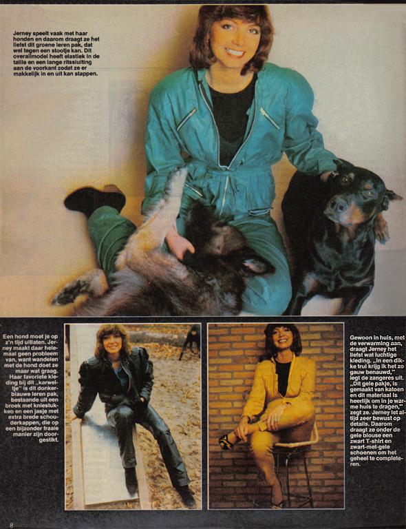 1980, Jerney kleding 2