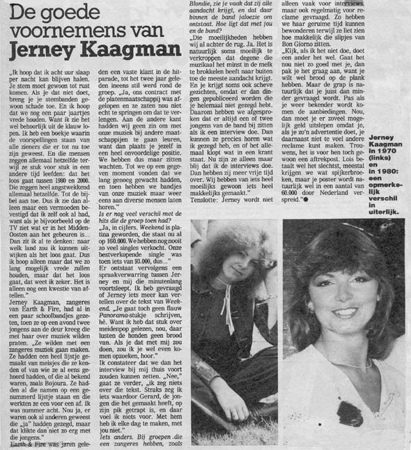 1980, Panorama