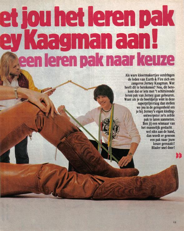 1980, Popfoto prijsvraag 2