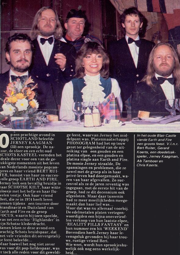 1980, Prive maart 2