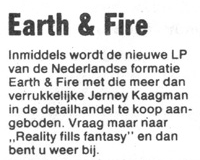 1979, Recensie Reality fills fantasy 3