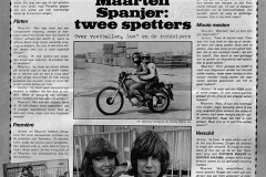 1980, Hitkrant Tweespraak