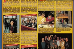 1980, Pop foto Weekend