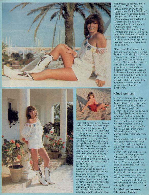 1981, Weekend 2
