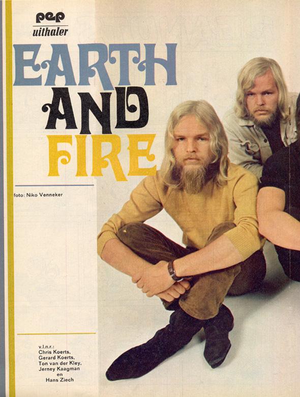 1971, PEP