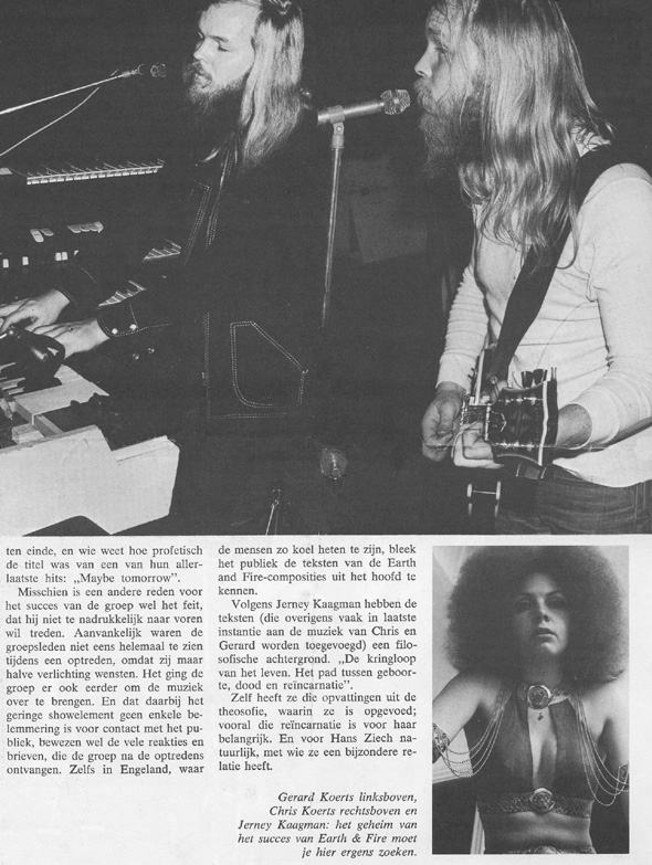 1973, Onbekend 3
