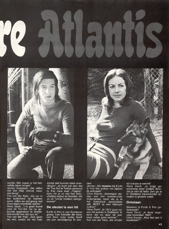 1973, Veronicagids 4