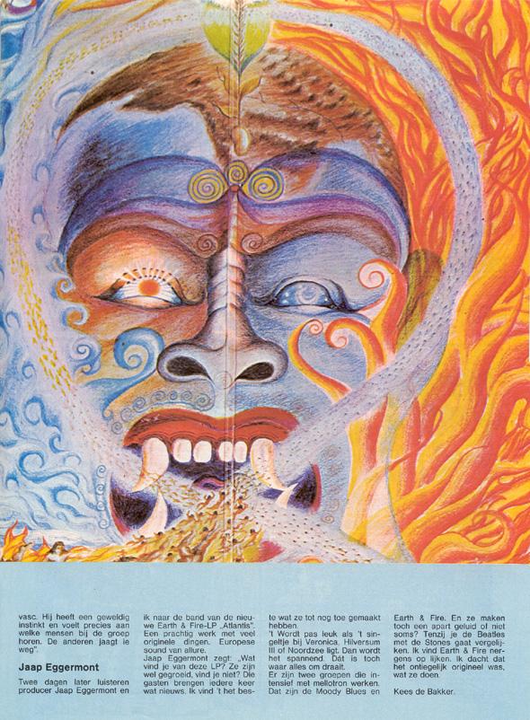 1973, Veronicagids 6