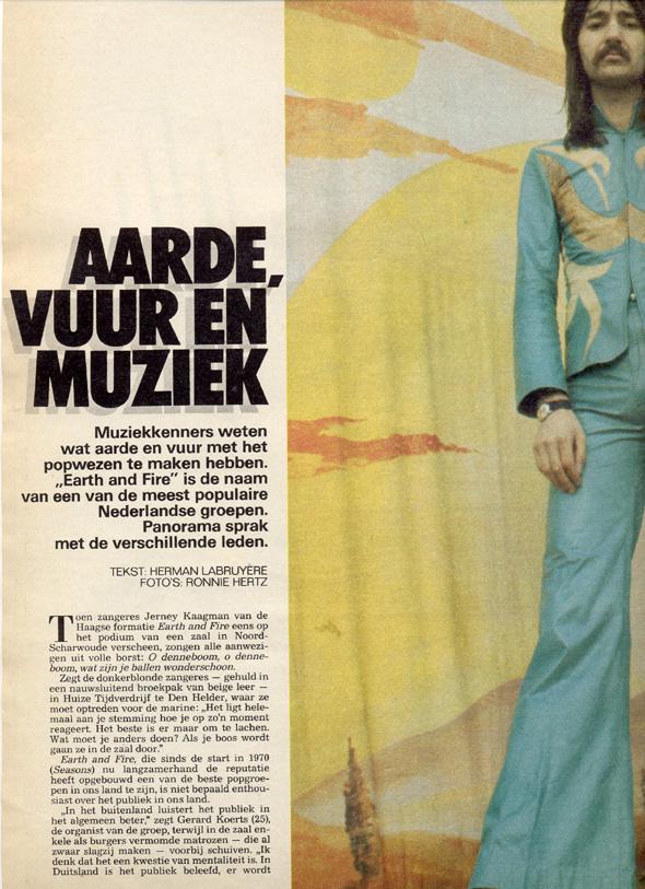 1974, Panorama