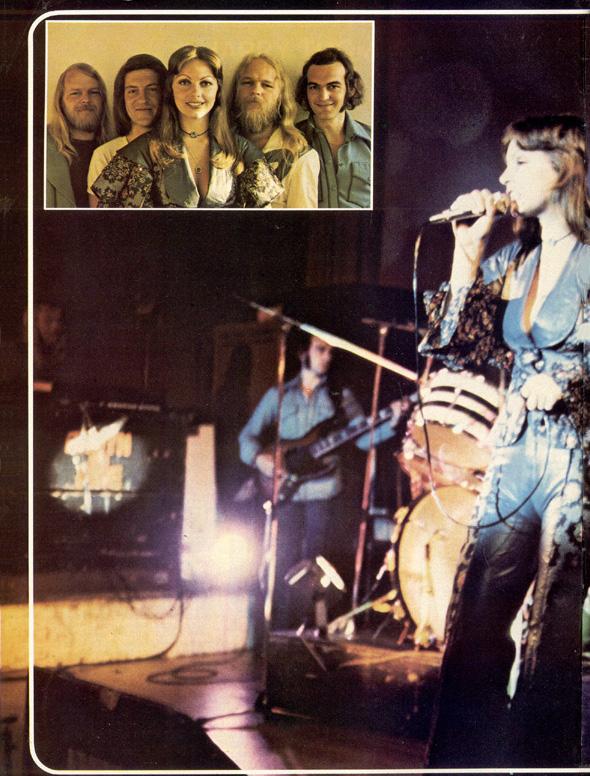 1974, Veronicagids