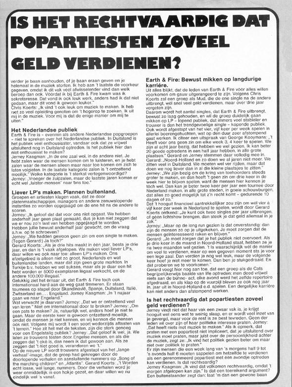 1974, Veronicagids 6