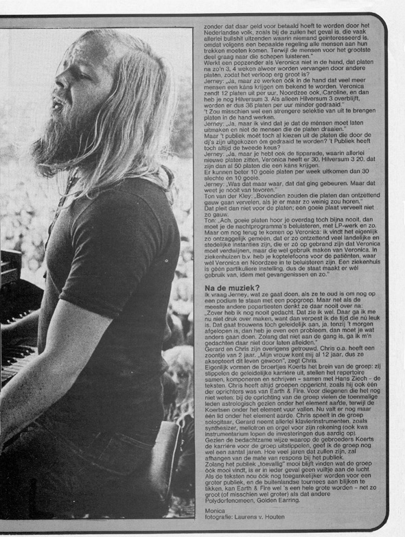 1974, Veronicagids 8