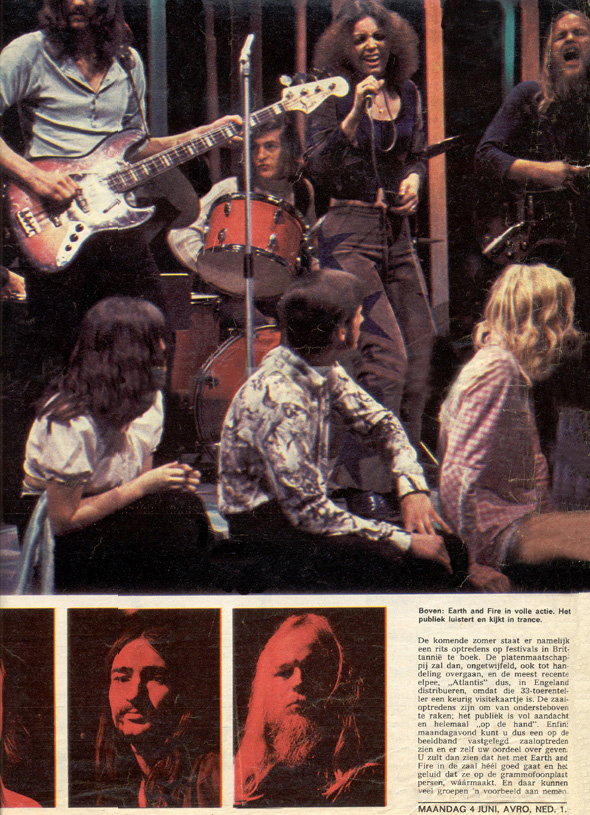1973, Avrobode
