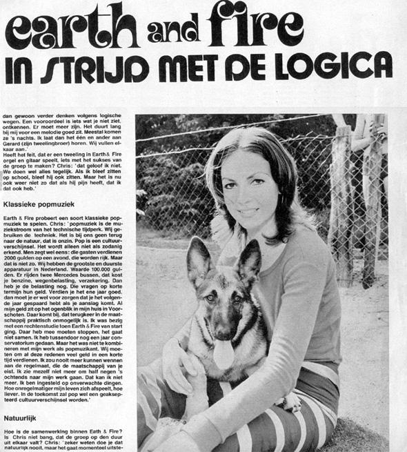 1972, Muziek Expres december 2