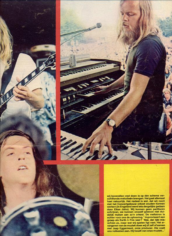 1972, Muziek Expres december 4
