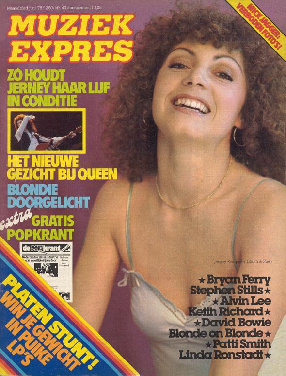 1978, Muziek Express juni