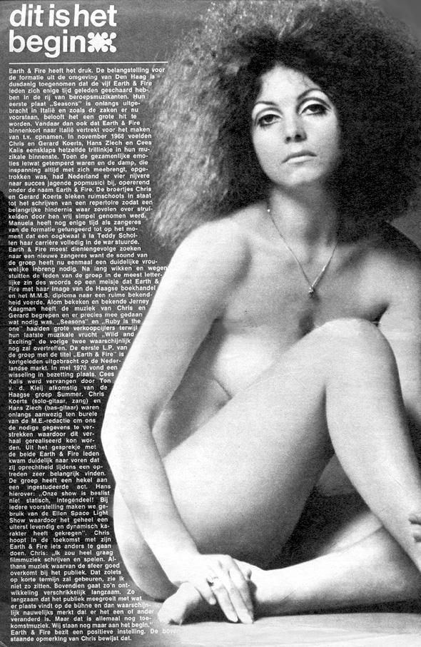 1970, Muziek Expres oktober
