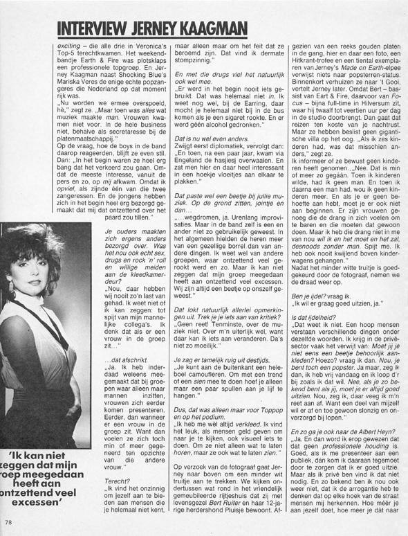 1984, Aktueel 2