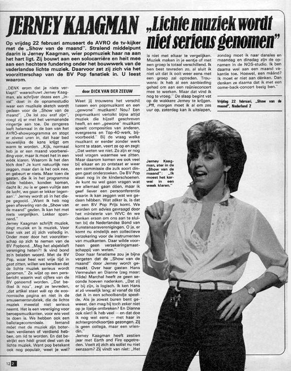 1985, Televisier 2