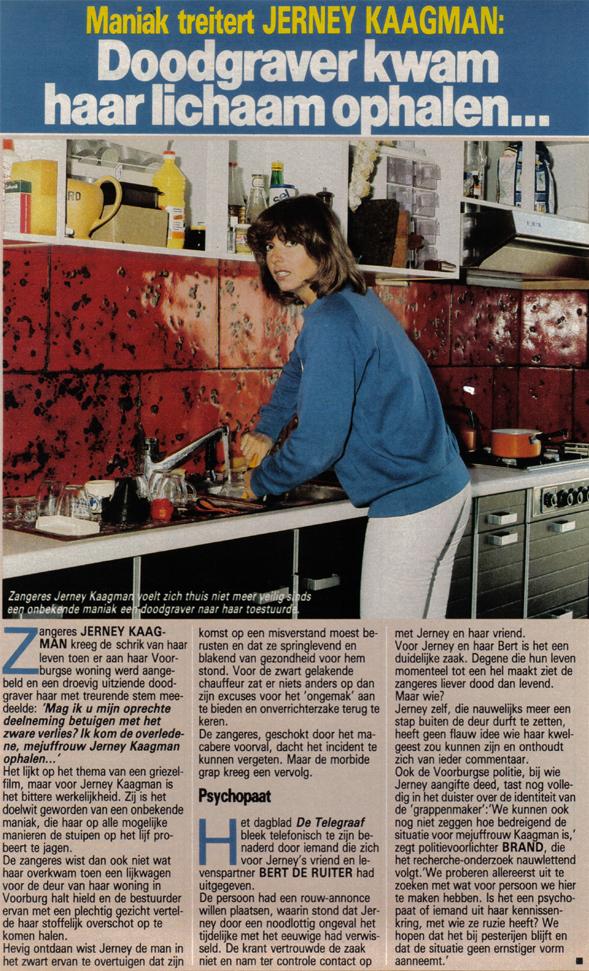 1986, Prive 28 juni