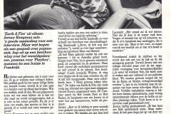 1984, Cosmopolitan juli