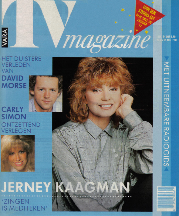 1988, TV-magazine augutus