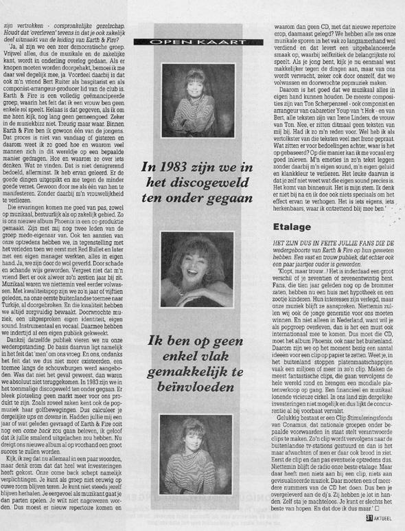 1989, Aktueel 3