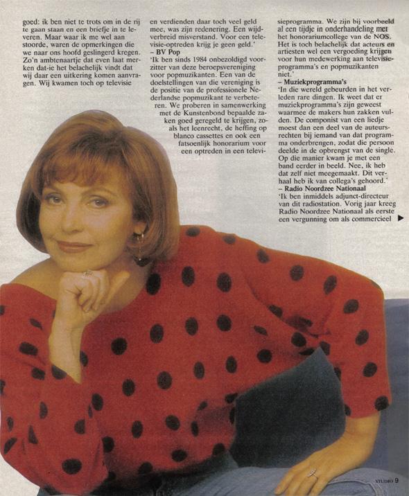 1993, Studio 2