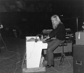 1970, Gerard_Mellotron_Londen
