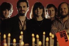 1980, groep1980_kaarsen