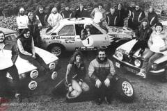 1980, groeprallyeIII