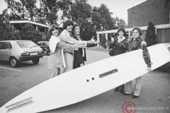 1981, surfplank